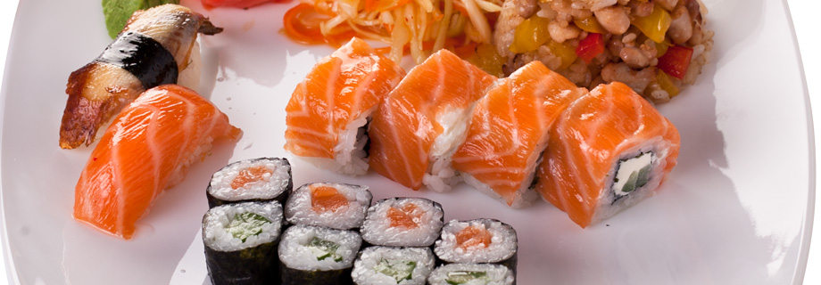 "Бизнес-ланчи — суши-бар ""САМУРАЙ"""