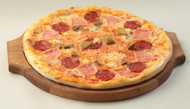 Пицца Аль-Капоне