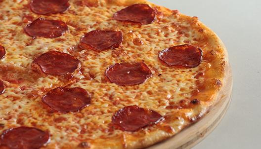 Пицца Салями Пепперони